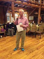 Bob McGarey made a speech (3 of 3)