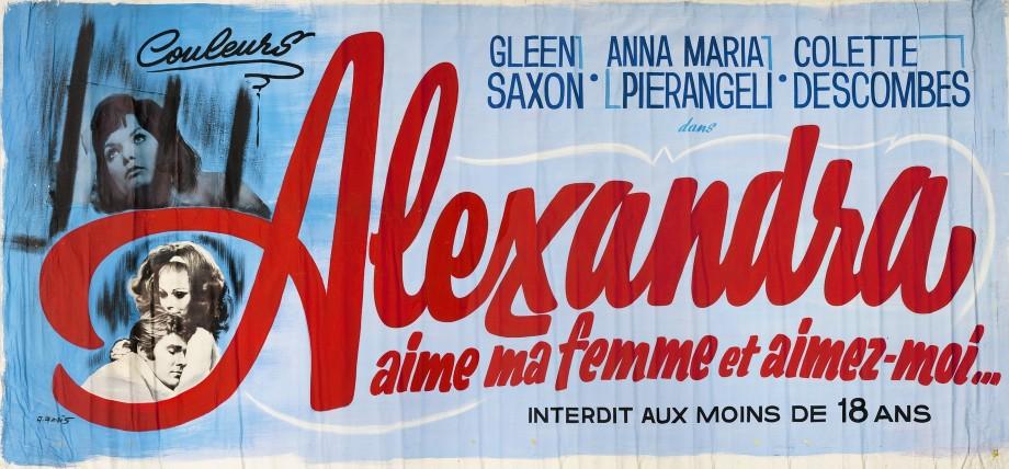 Alexandra aime ma femme et aimez moi
