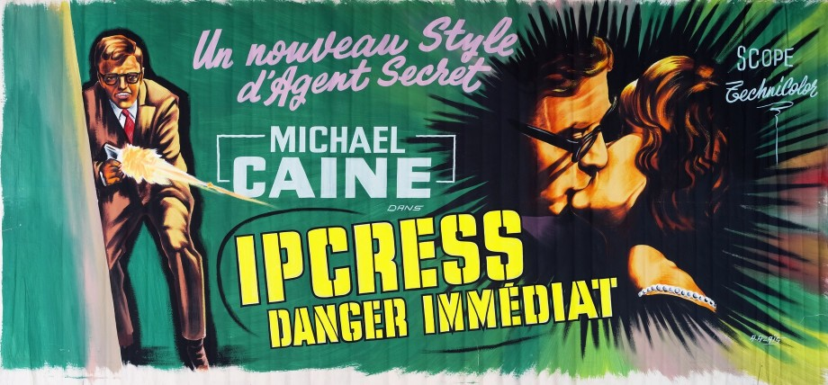 Ipcress danger immediat