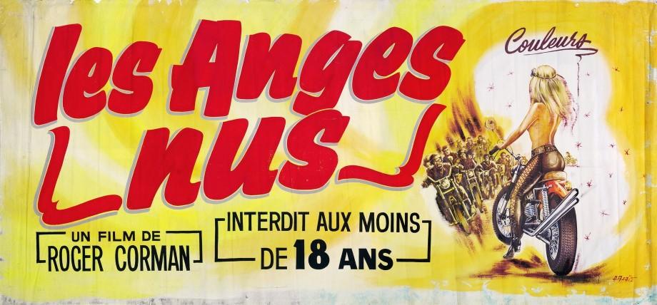 Les anges nus