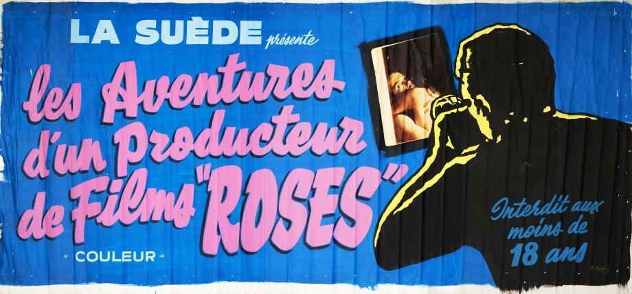Les aventures d un producteur de films roses
