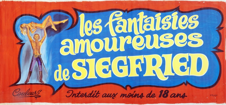 Les fantaisies amoureuses de siegfried