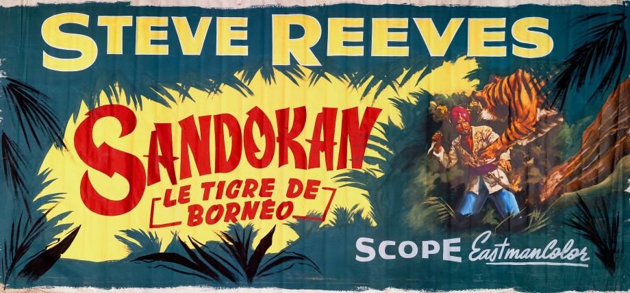 Sandokan le tigre de borneo