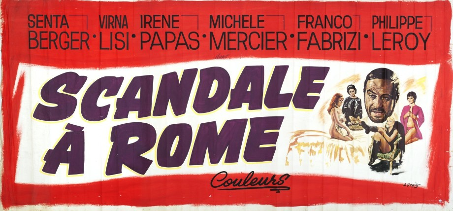 Scandale a rome
