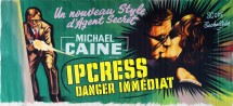Ipcress danger immediat