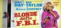 La blonde defie f b i