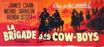 La brigade des cow boys