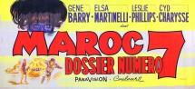 Maroc dossier numero 7
