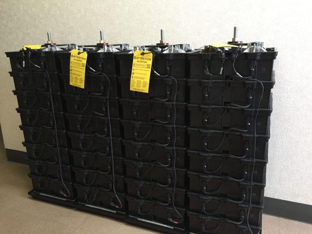 世界でもっとも安全な蓄電池Aquion社のAspen