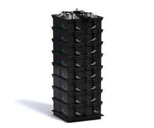 AquionEnergy社 世界で最も安全な蓄電池 Aspen