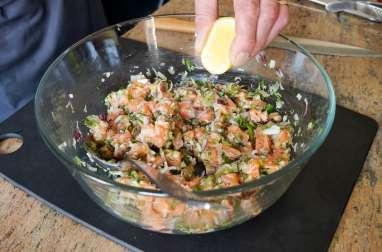 Conseils de préparation des tartares et carpaccios