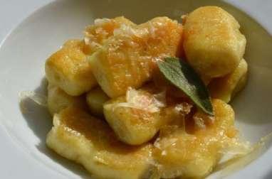 Gnocchi di patate alla Tomme de Savoie