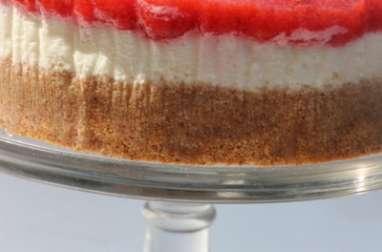 Cheesecake sans cuisson