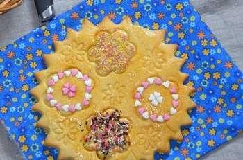 Croquet géant biscuit Algérien
