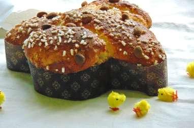 Brioches de Pâques