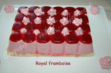 Royal framboise