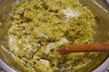 Sauce pesto d'asperges vertes