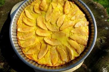 Gâteau Normand aux pommes (un délice crémeux)
