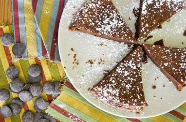 Gâteau Bellevue au chocolat d'après Christophe Felder