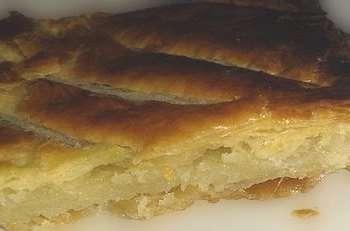 Galette feuilletée aux pommes de terre, cuisine berrichonne