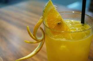 vin d'oranges, un apéritif maison économique