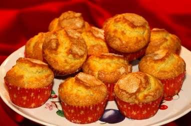 Magdalenas ou petites madeleines espagnoles