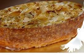 Gâteau de Pentecôte traditionnel : le colombier