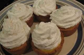Tarte au citron à la crème fouettée (Etats Unis)