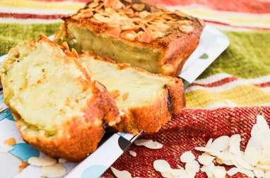 Cake rhubarbe & amandes