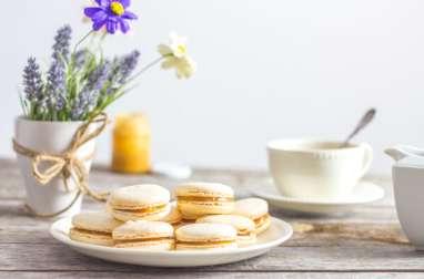 Macarons maison à la meringue italienne