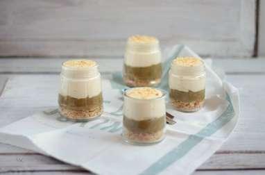Trifle ou Tiramisu à la Rhubarbe