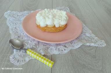 Banoffee pie (tarte à la banane et à la confiture de lait)