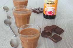 Mousse au chocolat au lait à la Chicorée Leroux