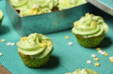 Cupcakes Coco, Ananas et Kiwi