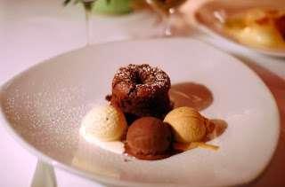 Crème glacée au caramel salé (France, Bretagne)