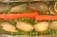 Terrines de légumes
