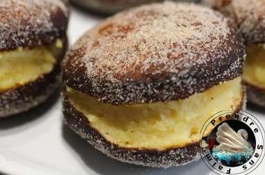 Beignets brésiliens à la crème
