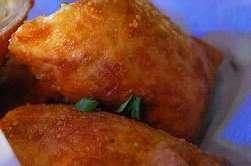 Brick - bourek au poulet (Algérie, Tunisie, Maghreb)
