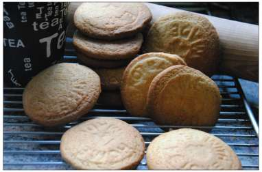 Biscuits moelleux au gingembre
