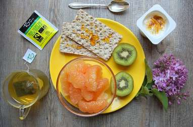 Mon petit déjeuner healthy idéal