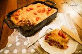 Lasagnes vegan aux légumes