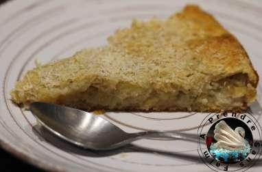 Gâteau à la banane et à la coco sans sucre d'après Philippe Conticini