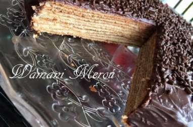 Gâteau Schichttorte