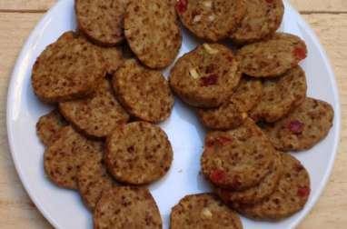 Biscuits énergétiques