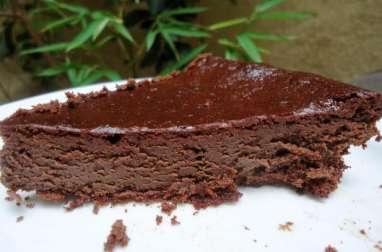 Gâteau au chocolat inspiré par Marie Chioca