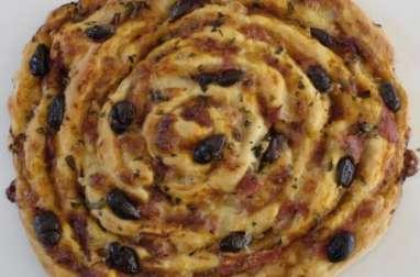 Pizza spirale