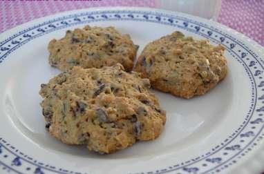 Cookies au Petit Epeautre