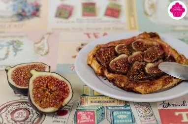 Tartelettes rustiques aux figues