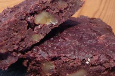 Brownie à la betterave