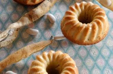 Petits gâteaux au Haricot Tarbais et à la cannelle